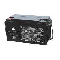 VRLA AGM akumuliatorius AP12-120 12V 120Ah, neaptarnaujamas