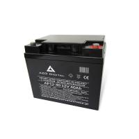 VRLA AGM akumuliatorius AP12-40 12V 40Ah, neaptarnaujamas