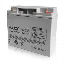 Gelinis akumuliatorius 12-FM-18 18AH 12V