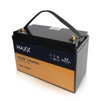 Akumuliatorius MAXX LIFEPO4 100AH
