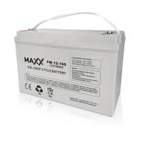 Gelinis akumuliatorius 12-FM-100 100AH 12V