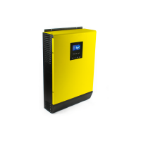 Hibridinis tinklo inverteris saulės elektrinėms On-Grid / Off-Grid HPS 3kW - 48
