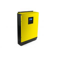 Hibridinis tinklo inverteris saulės elektrinėms On-Grid / Off-Grid HPS 2kW - 48