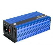 Įtampos keitiklis (inverteris) 24 VDC / 230 VAC SINUS IPS-2000S 2000W