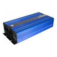 Įtampos keitiklis (inverteris) 12 VDC / 230 VAC SINUS IPS-8000S 8000W