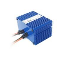 Įtampos keitiklis 24 VDC / 13.8 VDC PE-16H 150W Atsparus vandeniui - IP67