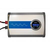 Įtampos keitiklis (inverteris) IP-PLUS (T) 1500W / 3000W 12V LCD Epever