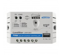 Krovimo reguliatorius LS0512EU 5A USB