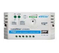 Krovimo reguliatorius LS1024EU 10A USB