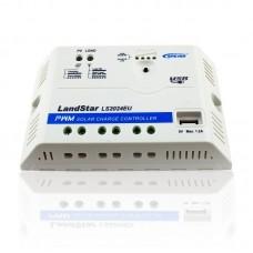 Krovimo reguliatorius LS2024EU 20A USB