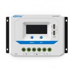 Krovimo reguliatorius VS6048AU 60A 12/24/36/48V
