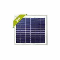 Polikristalinis saulės modulis MWG 5W