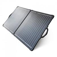 Sulankstoma saulės baterija 2X50W
