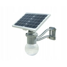 Autonominis LED šviestuvas SLG-6-12 (LED 6W saulės modulis 12W)