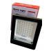 Autonominis LED šviestuvas LED ED100 (100W) + saulės modulis (25W)