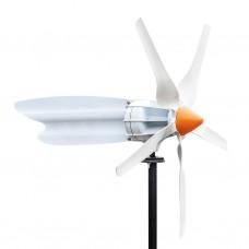 Vėjo jėgainė (turbina) C400 (400W 24V) + stiebas